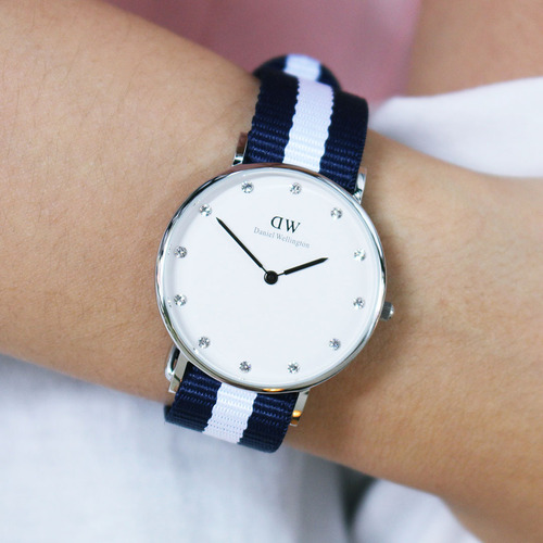 [다니엘 웰링턴시계 DANIEL WELLINGTON] 0963DW / 34mm CLASSY GLASGOW LADY