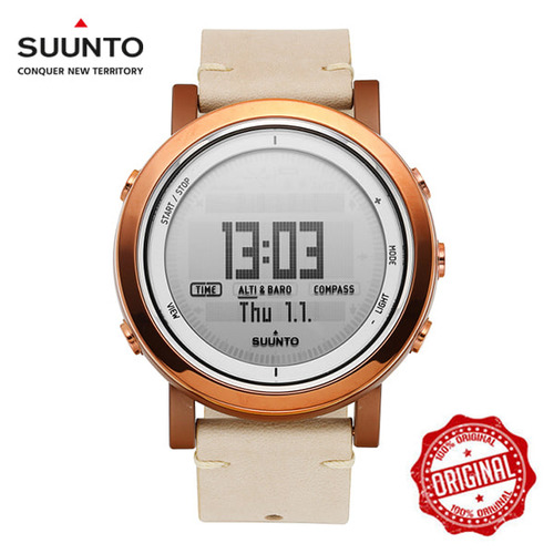 [순토 SUUNTO] SS022441000 / 에션셜 Essential Ceramic Copper 49mm