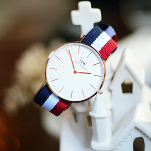 [다니엘 웰링턴시계 DANIEL WELLINGTON] 0103DW / 40mm 클래식 캠브릿지 CLASSIC CAMBRIDGE ROSE GOLD