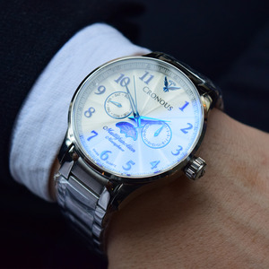 [크로노스 CRONOUS] (Swiss Movement) CRD88001WT ♥한정수량 SALE중♥