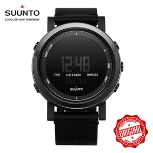 [순토 SUUNTO] SS022437000 / 에션셜 Essential Ceramic All Black 49mm