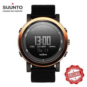 [순토 SUUNTO] SS022440000 / 에션셜 Essential Ceramic All Black TX 49mm