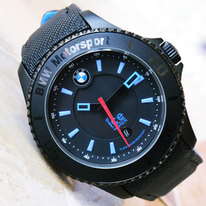 [아이스워치 ICEWATCH] BMW Motorsport steel 001115 / 43.4mm 쿼츠시계