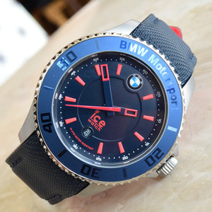 [아이스워치 ICEWATCH] BMW Motorsport steel 001118 / 44mm 쿼츠시계