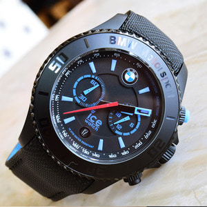 [아이스워치 ICEWATCH] BMW Motorsport steel 001119 / 44.4mm 쿼츠시계